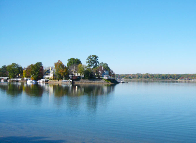 custome home builder on Lake Wylie