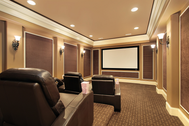 oz custom home builders home theater charlotte nc fort mill sc