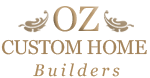 Oz Custom Home Builders Retina Logo