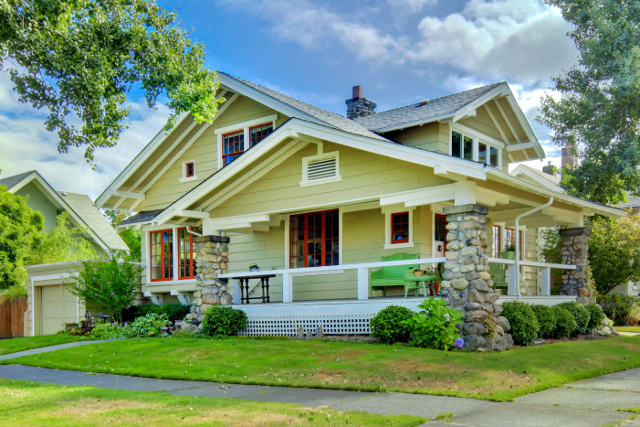 The most popular home styles for Most popular home styles