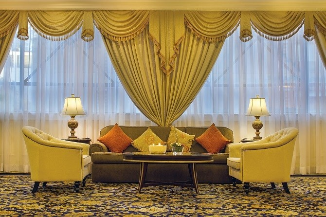 Curtains Are A Key Design Element In Many Custom Homes